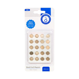 Tonic Studios Small Craft Magnets 10mm 10/Pkg