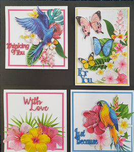 "ISO Buster Cards by Helen Jolly  "" Sunkissed Part  2 """