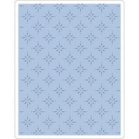 Embossing Folder  Tim Holtz Texture Fades - Star Bright