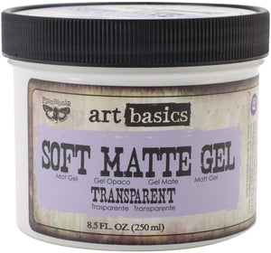 Art Basic Soft MATTE gel