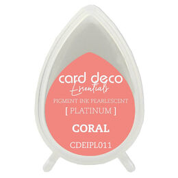 CARD DECO Essentials  - Dye Ink Platinum Coral