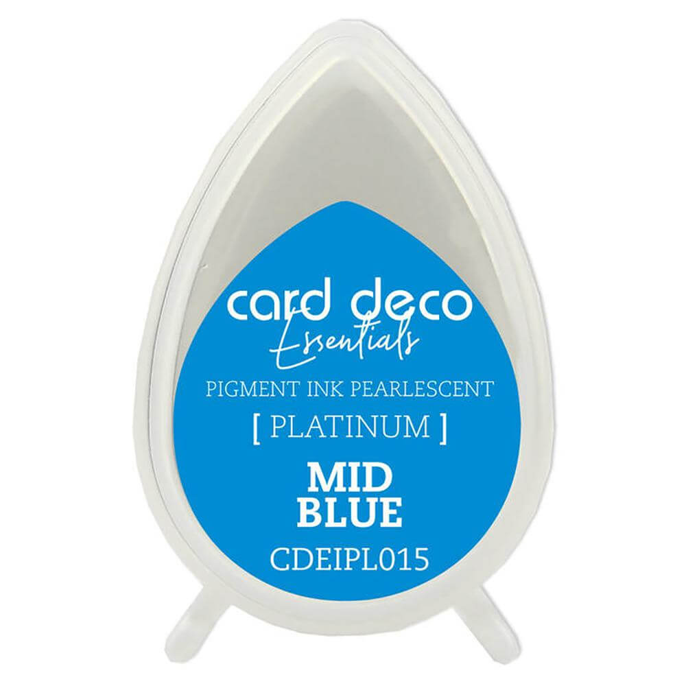 CARD DECO Essentials  - Dye Ink Platinum Mid Blue