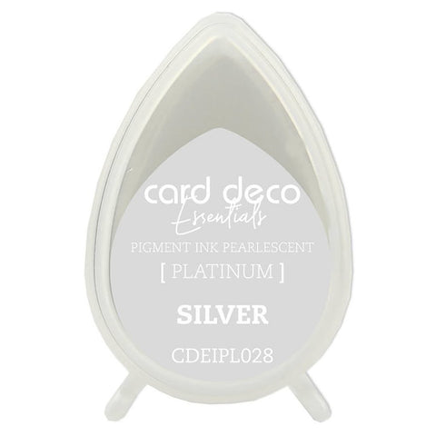 CARD DECO Essentials  - Dye Ink Platinum Platinum Silver