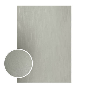Couture Creations - Mirror Board Matte Silver Foil .10 pc