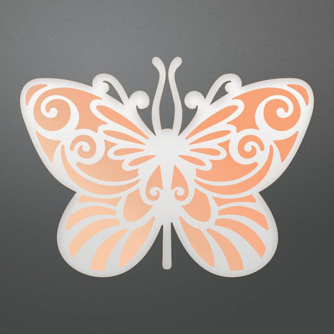 COUTURE CREATIONS Nouveau Butterfly - Cut Foil and Emboss Die