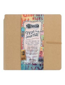 Dylusions Creative Journal SQUARE