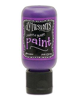 Dylusions Paints 29ml Crushed Grape