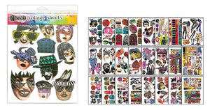 DYLUSIONS by Dyan Reaveley Collage Sheets Set 1