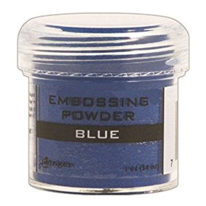 Embossing Powder Ranger - Blue
