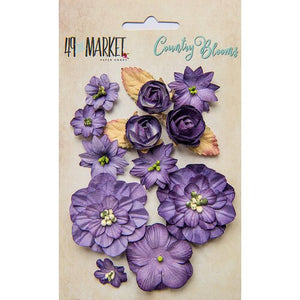 49&Market Country Bloom - VIOLET