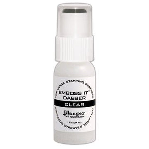 RANGER Emboss It Dauber - Clear.