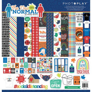 PHOTOPLAY -  Paper Pack - The New Normal