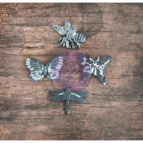 PRIMA - Resin Icons Butterflies 12pc