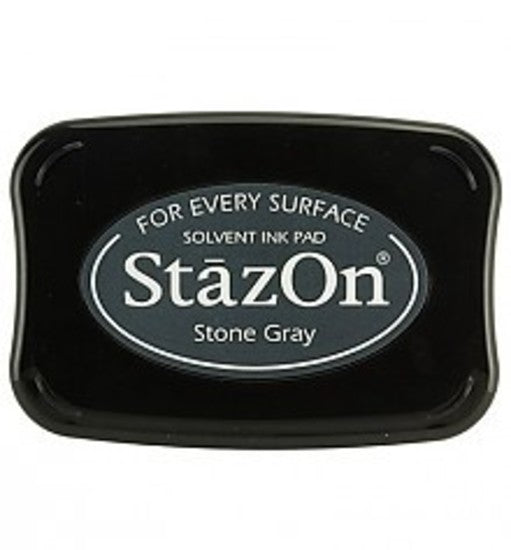 STazON - Fast Drying Solvent Ink Stone Gray