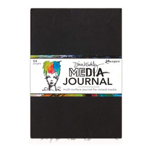 RANGER - Dina Wakley Media Journal - 54 pages 9.75in x 14in