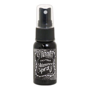 Dylusion Shimmer Spray - Black Marble