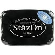 STazON - Fast Drying Solvent Ink Jet Black