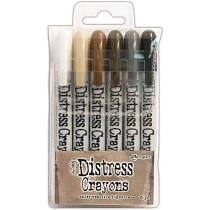 RANGER /DISTRESS Crayons - Set No 3