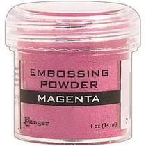 Embossing Powder Ranger - Magenta