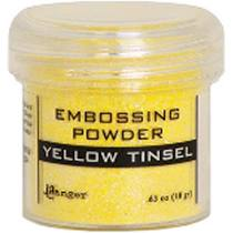 RANGER Embossing Powder - Yellow Tinsel