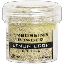 Embossing Powder Ranger - Lemon Drop