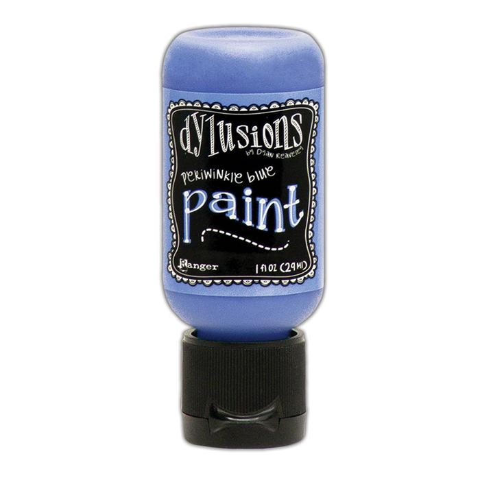Dylusions Paints 29ml Periwinkle Blue