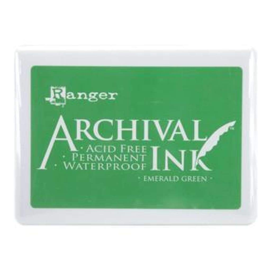 RANGER  Archival Ink - Emerald Green