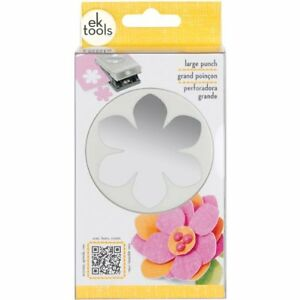 "EK Tools LARGE  Punch  ""  Gardenia"""