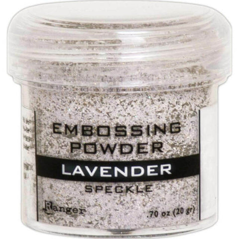 RANGER Embossing Powder - Lavender Speckle