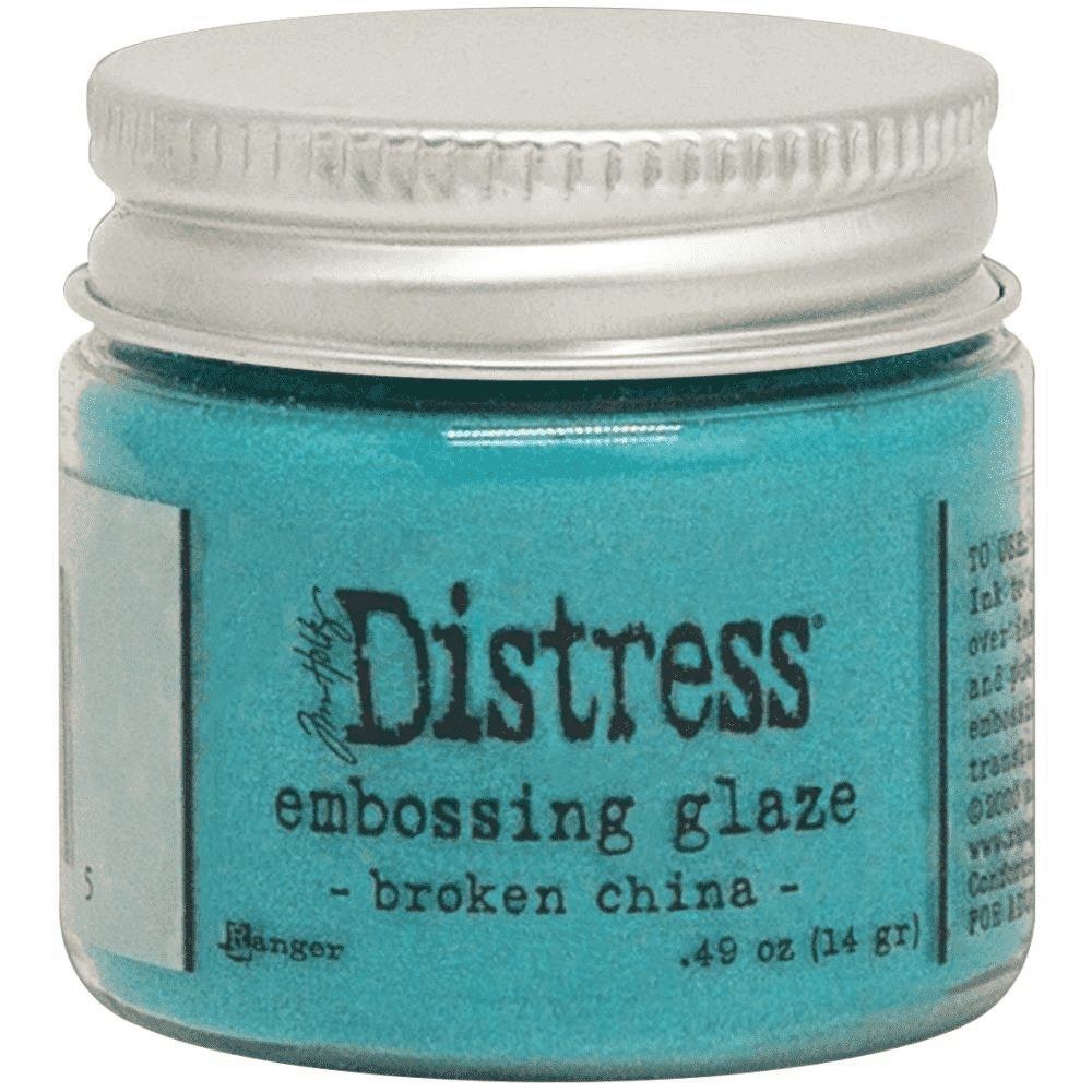 TIM HOLTZ Distress - Embossing glaze - Broken China