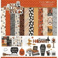 PHOTOPLAY- All Hallows Eve Paper Kit