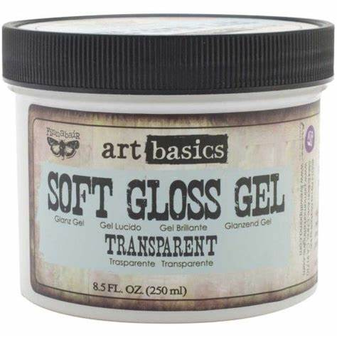 Art Basic Soft Gloss Gel