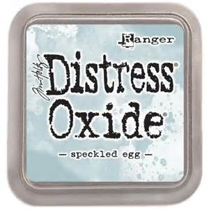 Tim Holtz Distress Oxide  Pad - SPECKLED EGG