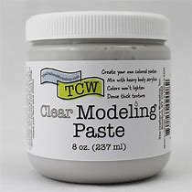 "TCW Modeling Paste "" Clear """