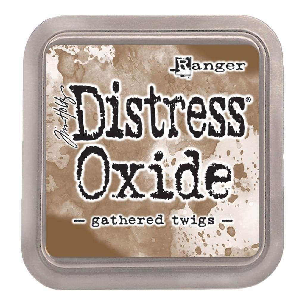 Distress Oxide Ink Pad - Gathered Twigs