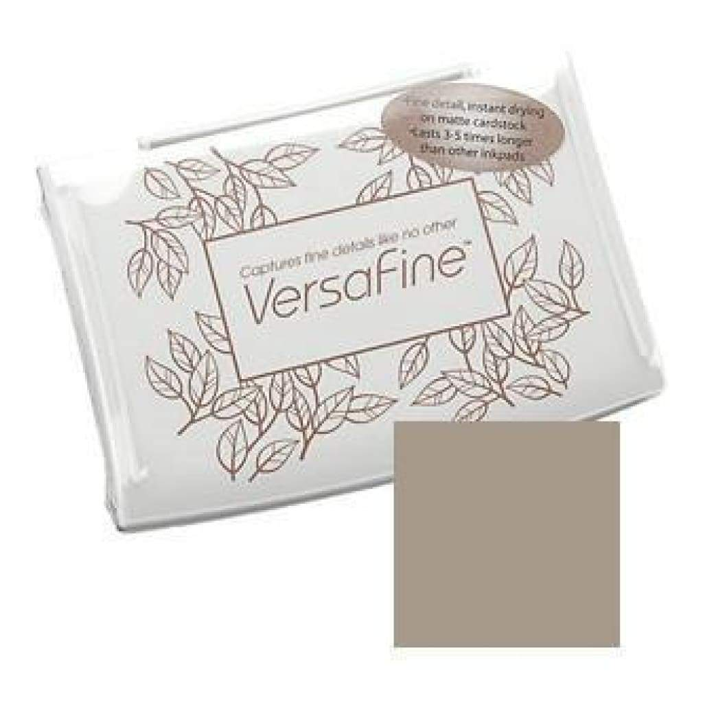 VERSAFINE  Ink Pad - Smokey Gray
