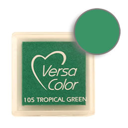 VERSA Pigment Ink - Tropical Green