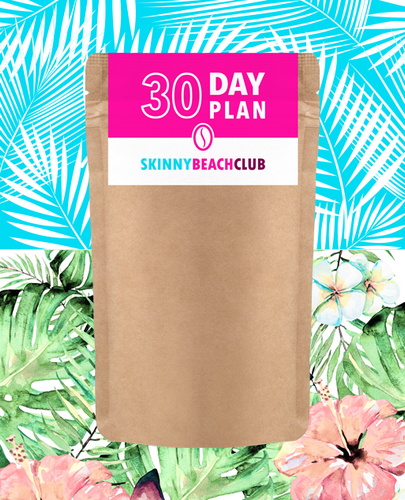 Skinny Beach Coffee: 30 Day Program