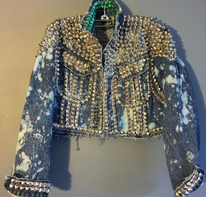 Show Stopper Denim Jacket