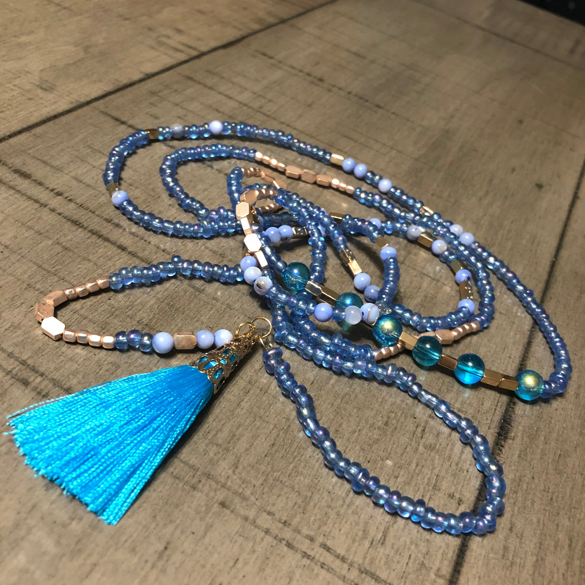 Blue Fairy (Double Strand)