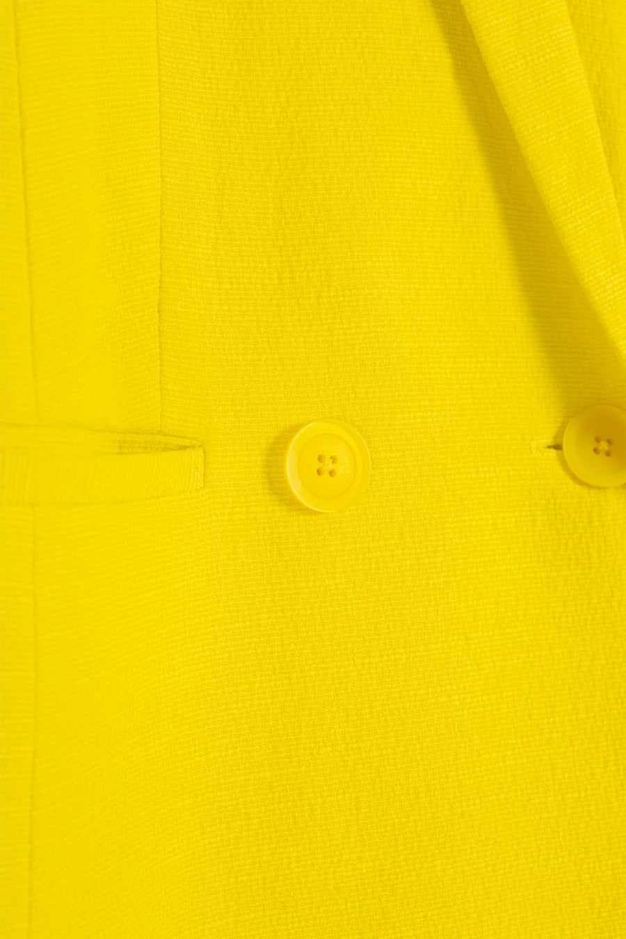 JULES Short Sleeved Jacket - Yellow (Pre order)