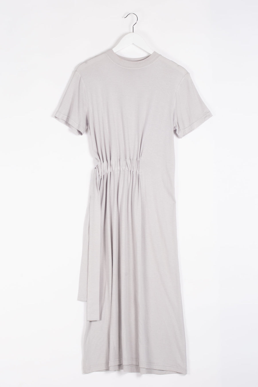 BAM Bamboo Belted Midi Dress - Grey