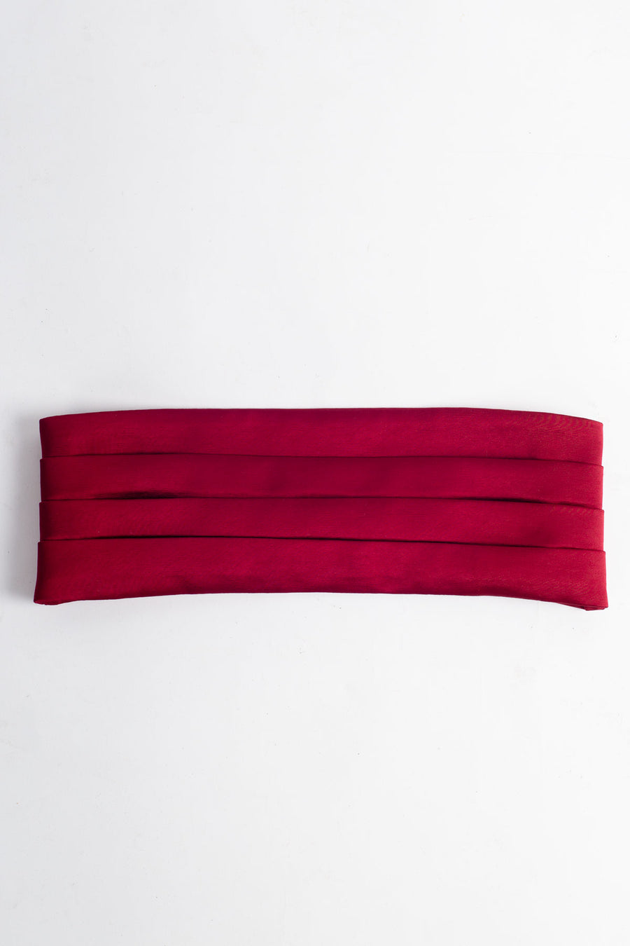 FRAK Viscose Waist Belt - Burgundy