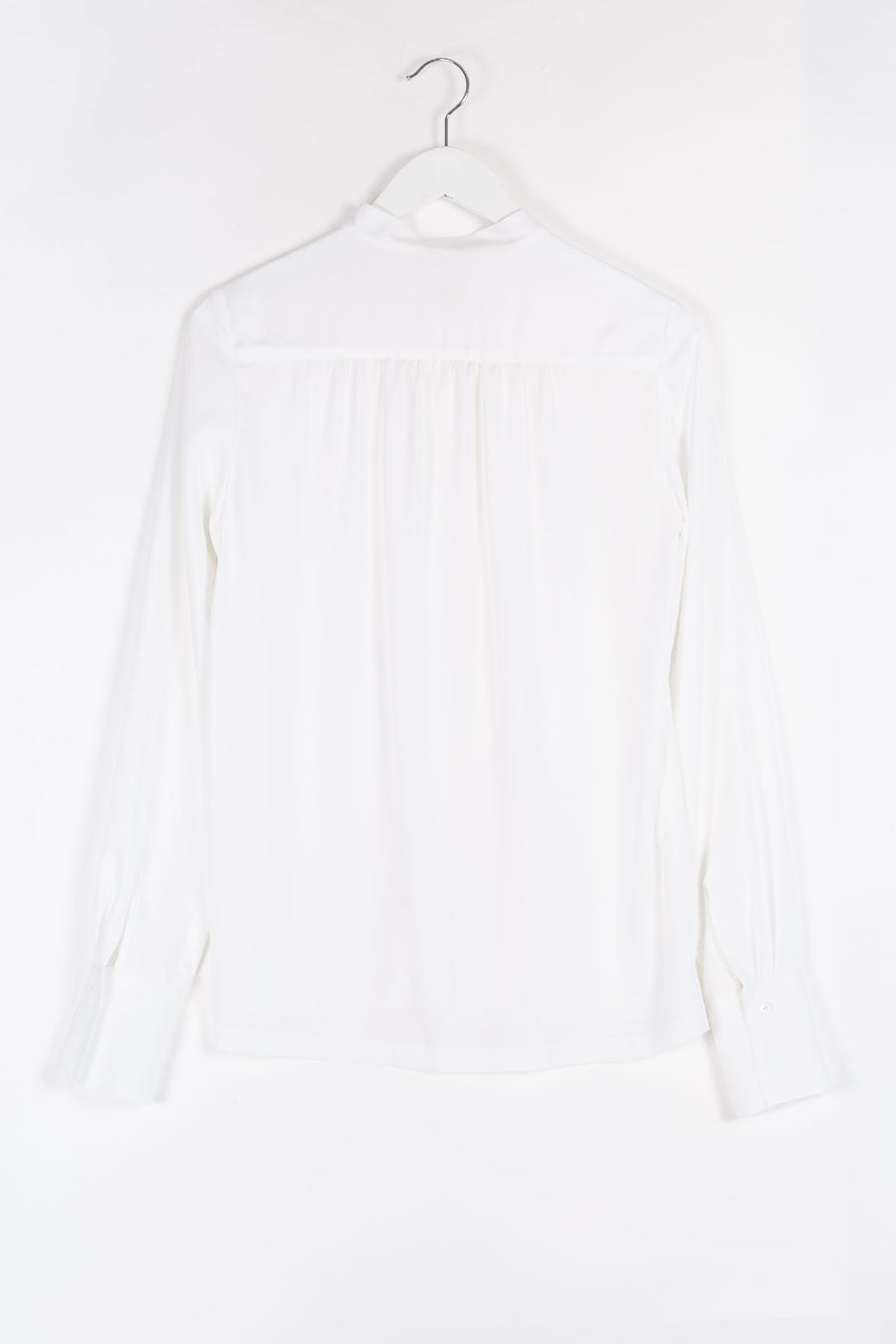 GAMMY Light Polyester Blouse- White