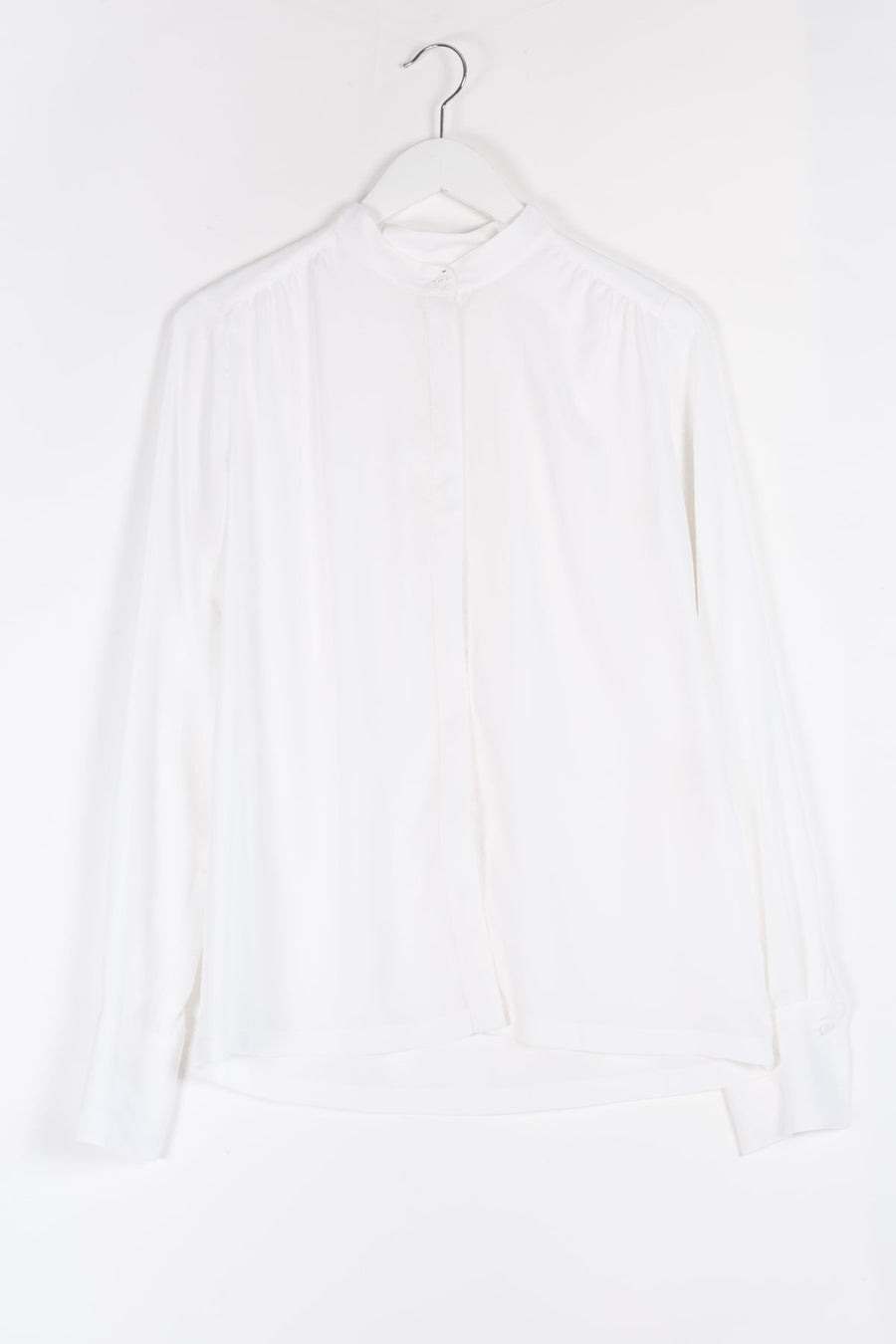 GAMMY Light Polyester Blouse - White
