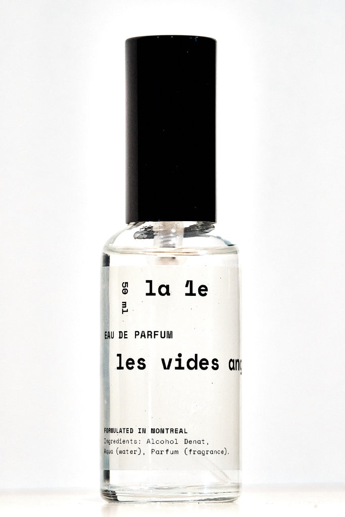 la 1e Eau de Parfum - Les Vides Anges permanent collection