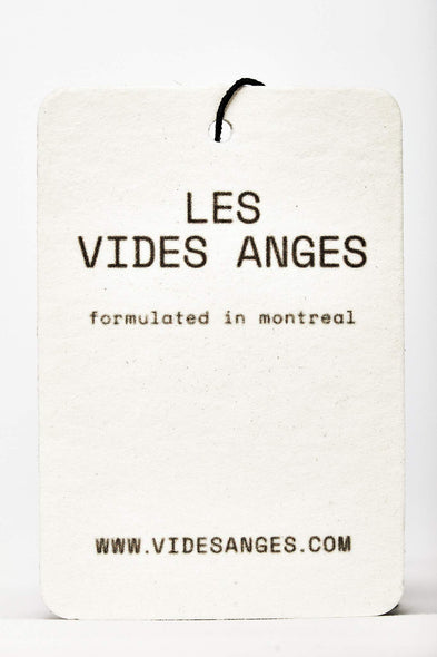 Citron Sfumatrice Fragrance Card - Les Vides Anges card collection