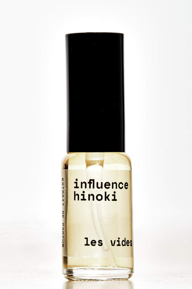 Influence Hinoki Extrait de Parfum 20 ml - Les Vides Anges limited collection