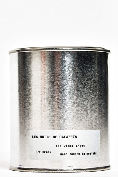 Les Nuits de Calabria Natural Candle - Les Vides Anges homecare collection