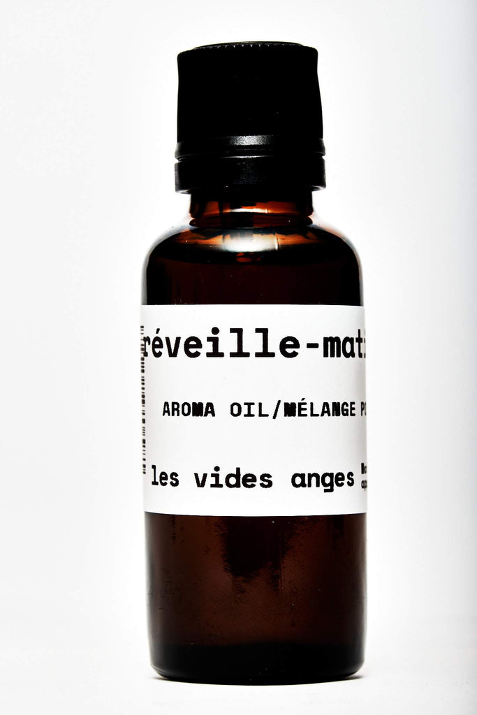Réveille-Matin Aroma Oil 30 ml - Les Vides Anges homecare collection